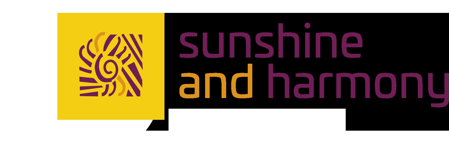 INKtoPIX logo Sunshine and Harmony